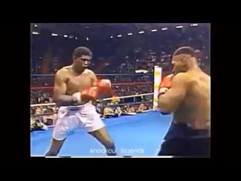 mohamed ali vs mike tyson