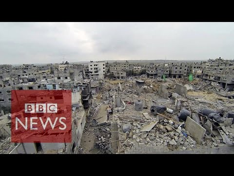 Gaza struggling to rebuild after conflict