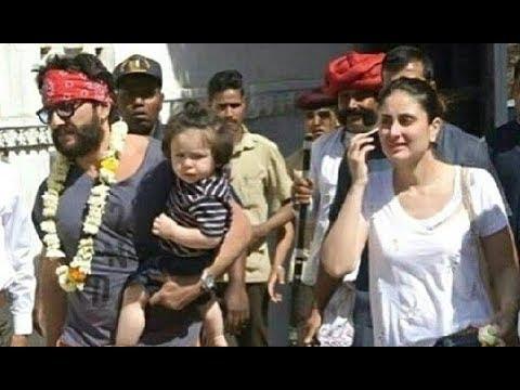 SHAMELESS Kareena Kapoor Enjoying In Rajasthan After Sridevi Demise