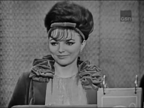 What's My Line? - Chubby Checker; Joan Collins; Martin Gabel [panel] (Apr 1, 1962)
