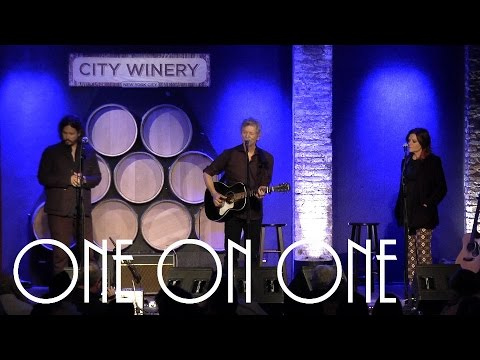 ONE ON ONE: Rodney Crowell w/ Rosanne Cash & John Paul White March  30th, 2017 City Winery New York