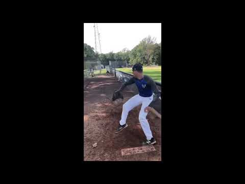 Frank Pagano 2019 LHP Camden County College