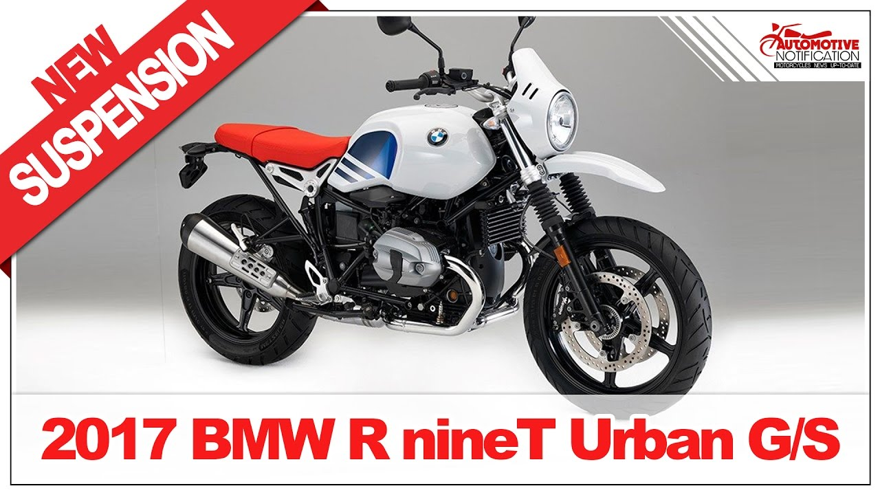 Hot News 2017 Bmw R Ninet Urban G S Price Specs Review Youtube