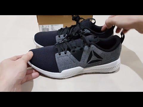 Reebok Men/'s Hydrorush Training Shoes Skull Grey//Black Size 9 New In Box!!!