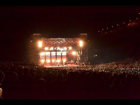 Pino Daniele in concerto, Rivisondoli, 18 Agosto 2012 (Parte 1)