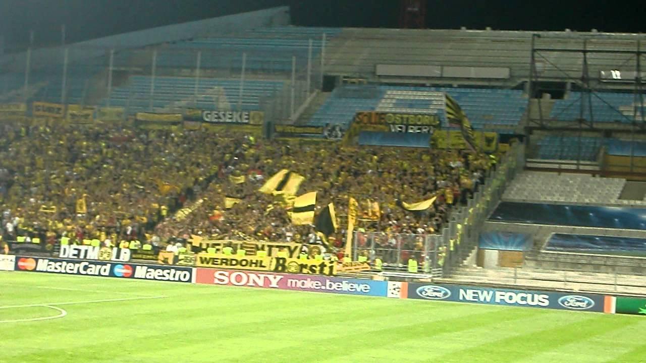 Olympique Marseille vs. Borussia Dortmund UEFA Champions League 28.09.2011 Intro