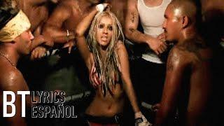 Christina Aguilera - Dirrty ft. Redman (Lyrics + Español) Video Official
