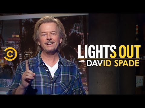 Spade Takes on O.J. Simpson (feat. Norm Macdonald) - Lights Out with David Spade