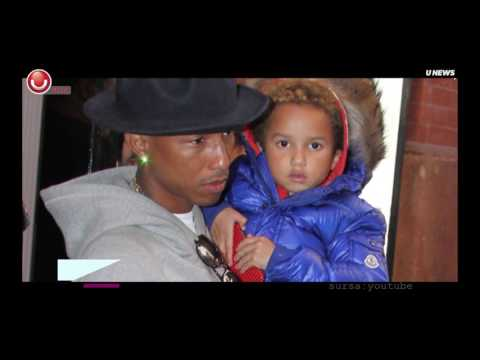 UNews: Pharrell va avea tripleti @Utv 2017