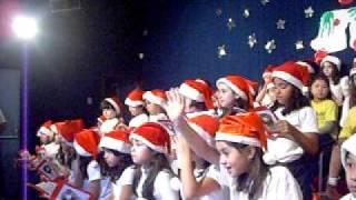 Coral infantil de NATAL 2011 - Lindíssimo