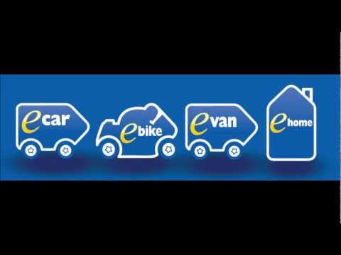 eCar insurance - Site guide