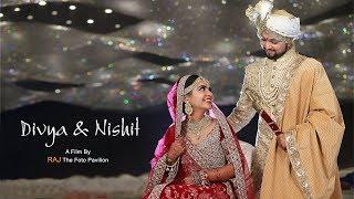 DIVYA 💕 NISHIT ( Wedding Highlight ) 2019