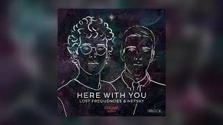 Lost Frequencies & Netsky - Here With You (Coone Remix) [Cover Art] [Ultra Music]