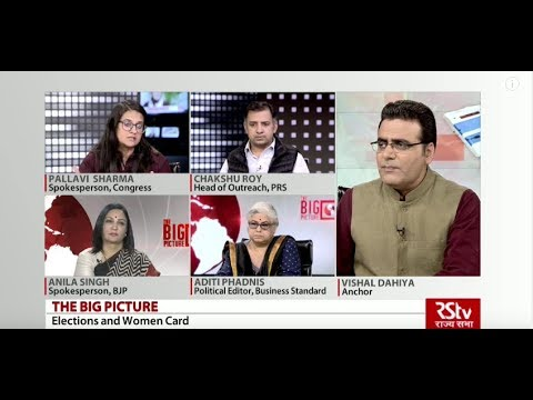 The Big Picture - Elections And Women Card