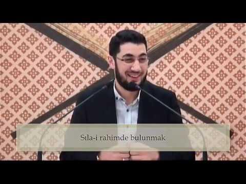 Abdullah İmamoğlu - Akrabalık (Sıla-i Rahim)
