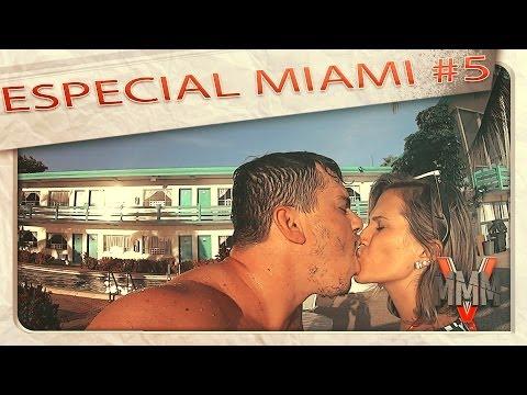 BUSH GARDEN, MIAMI BEACH E HOTEL MAROTO !