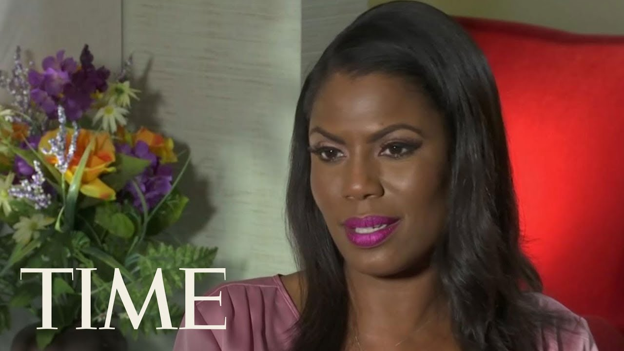Ex-White House Aide Omarosa Manigault Newman Says President Trump Will Not Silence Her | TIME