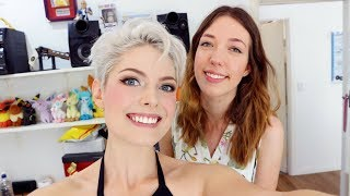 Clubbing Dress Vlog: Day 1 ft. Natasha Rose!