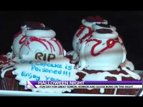Halloween at Pearl Continental Rawalpindi media coverage by PTV WORLD