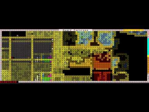 Poradnik do Dwarf Fortress [005] Magazyny, warsztaty, karawany
