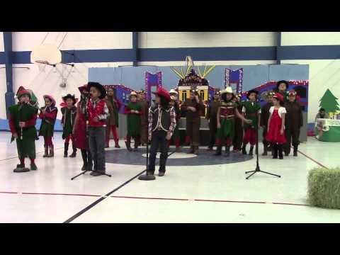 Batesville School 2014 - Santa's Holidays Hoedown
