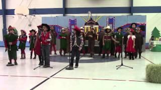 Batesville School 2014 - Santa