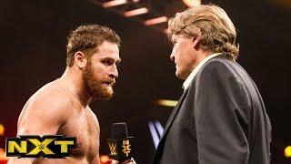 Sami Zayn demands a match with Kevin Owens: WWE NXT, January 21, 2015