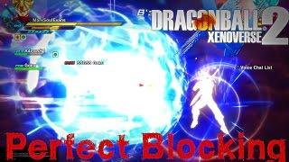 Perfect Blocking Warp Kamehameha !!! Dragon Ball XenoVerse 2