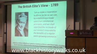 Nzingha Lecture 4: History of African Reparations Movement in Britain