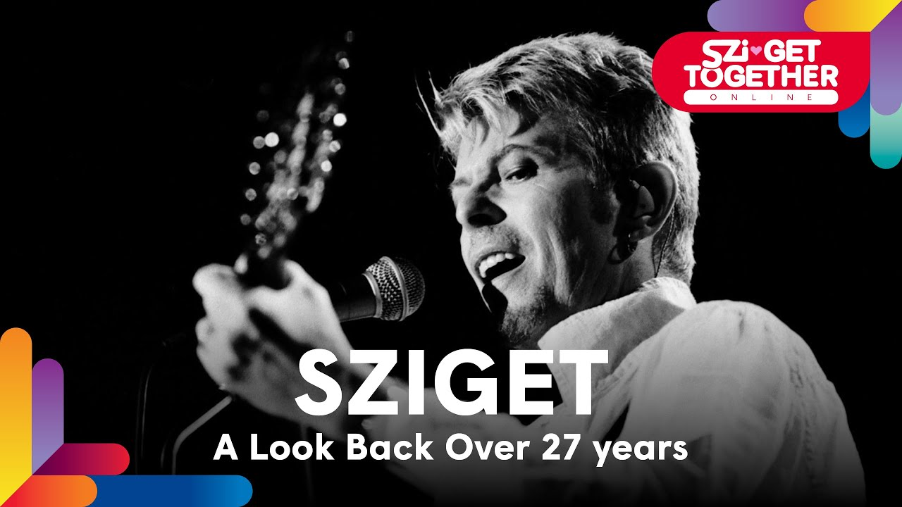 Sziget: A Look Back Over 27 years