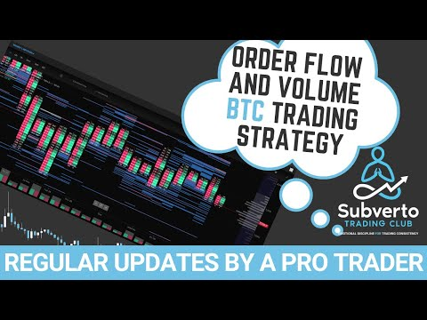 How To Trade Bitcoin Using Order Flow And Volume Analysis