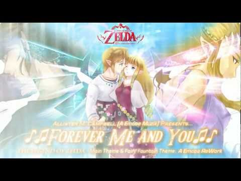 ♪♫ Forever Me and You ♫♪: A Emcee's Zelda 25th Anniversary Track 1080p