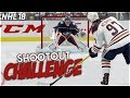 NHL 18 SHOOTOUT CHALLENGE #1