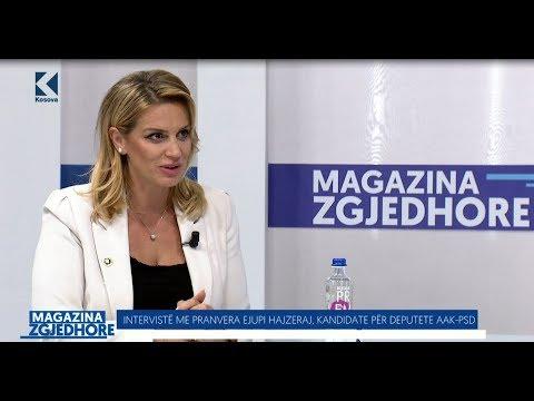 Pranvera Ejupi-Hajzeraj (AAK): Politika - sfida ime e radhës - 22.09.2019 - Klan Kosova