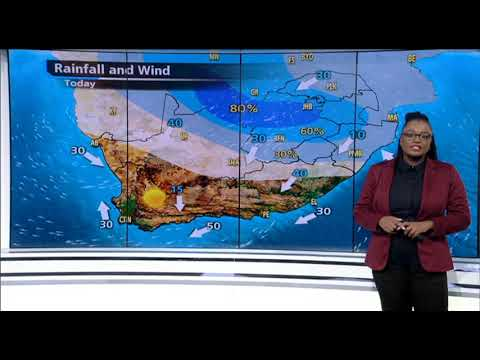 SA Weather   Thursday, 05 December 2019   #SABCWeather