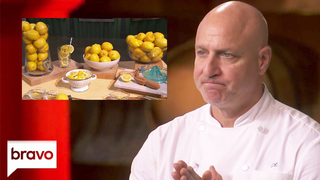 Last Chance Kitchen Full Episode When Life Gives You Lemon Episode 2  Bravo  YouTube