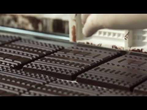 LE CHOCOLAT ALAIN DUCASSE - MANUFACTURE À PARIS - Japanese subtitle