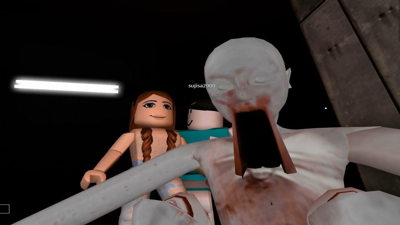 로블록스 Roblox 무시무시한 Scp 괴물들이갇혀있는 지하에서 도망다녀요 공포스러운 괴물 Youtube