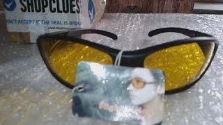 Night Vision Sunglasses Customer Review - Bike Riding Accessory
