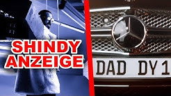ANZEIGE GEGEN SHINDY (KENNZEICHEN) #freeshindy