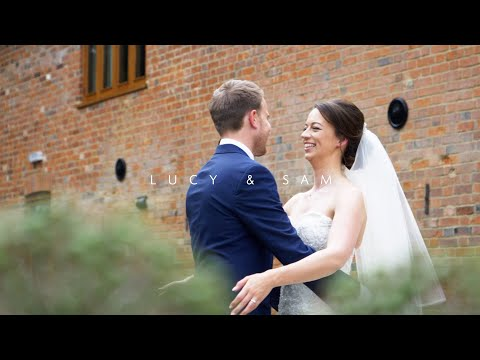 Apton Hall Wedding Video Trailer - Lucy & Sam