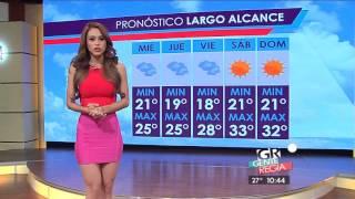 Yanet Garcia Gente Regia 10:30 AM 12-Abr-2016 Full HD