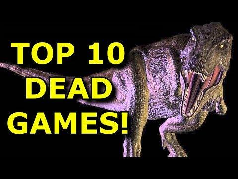 TOP 10 BEST Dead Game Series!