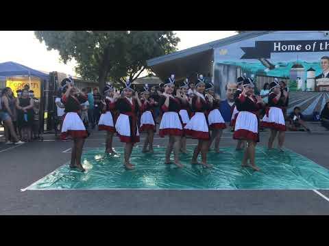 McLane High School Hmong Dance