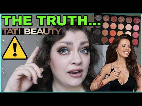CRITICALLY HONEST REVIEW | TATI BEAUTY Textured Neutrals Vol. 1 (Formula Dupes, Wear Tests, & MORE!) thumbnail