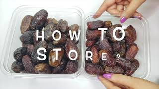 Eat 2 Dates Every Day to Lose 5kg in 15 Days   Dates for Weight Loss