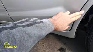 Усталость кузова по коррозии Lifan X60 за 4 года. Внешний вид автомобиля и состояние ЛКП