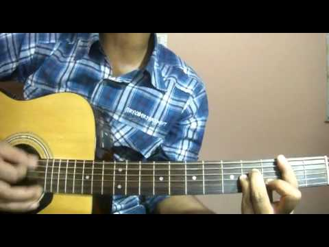 Jo Bhi Main - Rockstar - Complete Guitar Tutorial + Tabs + Lyrics + Cover Link