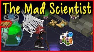 the mad scientist epic animal jam skit ajmv