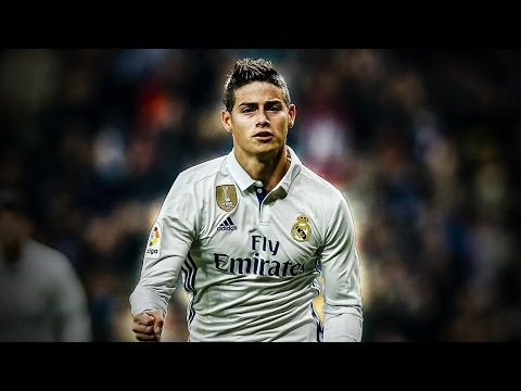 James Rodriguez 2017 - Skills & Goals ᴴᴰ